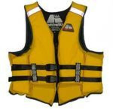 Aquavest Classic Buoyancy Vest - Adult/Med - persons 40kg+ - 85-110cm chest