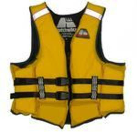 Aquavest Classic Buoyancy Vest - Adult/XLarge - persons 40kg+ - 115-135cm chest