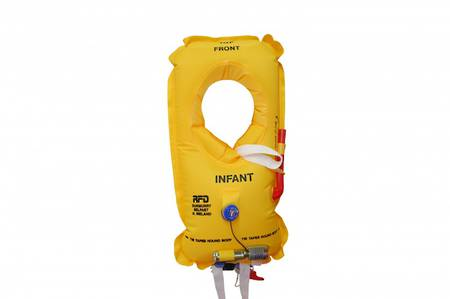 Beaufort 105 Mk 1 Infant Inflatable Aviation Lifejacket (10 Year) CAA Approved