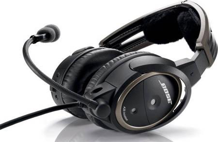 Bose A20 Aviation Headset - GA Without Bluetooth 324843-2020