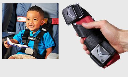 AmSafe (CARES) Child Aviation Restraint System  for Children 10 to 20kg.