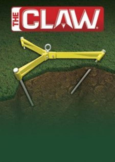 Claw C101 Utility Tie-down Earth Anchor - Single