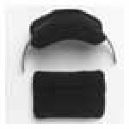 PILOT PA200 Soft Foam Head Cushion w/- Velcro #142-13SF