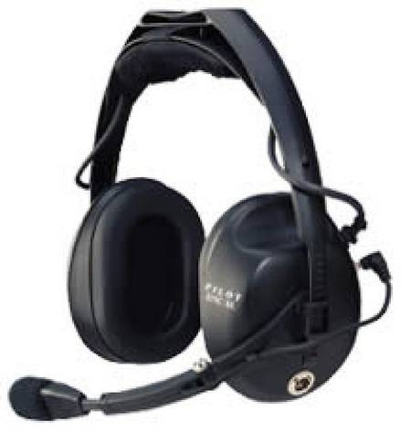 PILOT USA PA17-79HT Helicopter ANR Headset