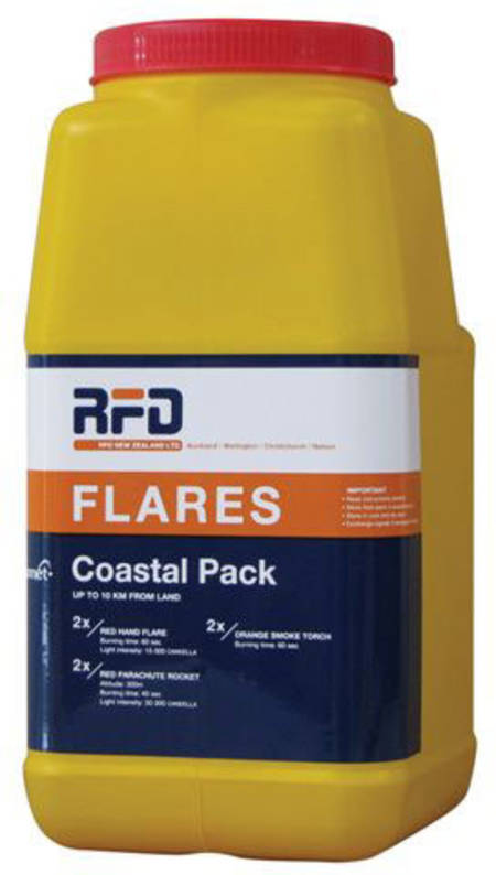 Coastal Flare Pack