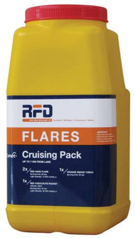 Cruiser Flare Pack
