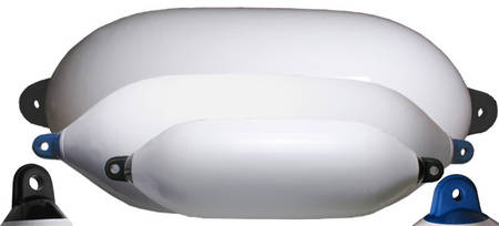 Hutchwilco Inflatable Mega Fender 35 x 110cm