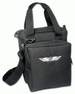 ASA Air Classics Pilot 1 Combo Headset Bag with  Space for plenty of extras