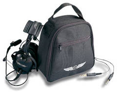 ASA Headset Bag - Single - Padded BAG-HS-1A