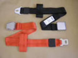 AMSAFE Aviation Infant Restraint Seat Belt TSO-C22f Approved