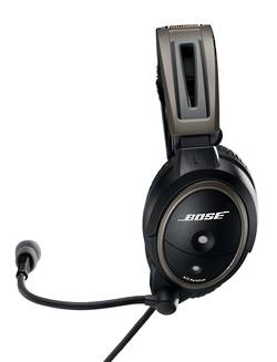 Bose A20 ANR Aviation Headset - Flexpower With Bluetooth. 324843-3040