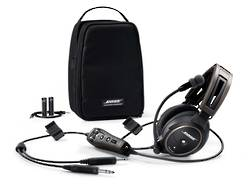 Bose A20 Fixed Wing Aviation Headset with Bluetooth 324843-3020 GA