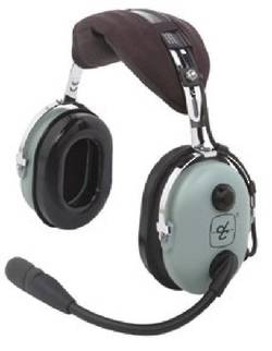 David Clark -H10-13HXL ENC Helicopter Headset