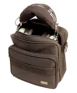 David Clark 40688G-08 Padded Headset Bag - Single