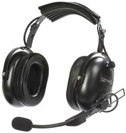 Flightcom Venture 30SP  Passive Fixed Wing Headset, Dual Plugs