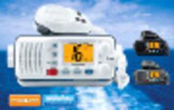 ICOM IC-M304 -25W In-boat, DSC, Dual&Tri-Watch  (Black/Grey/White)