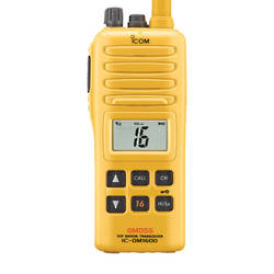 ICOM IC-GM1600 - Survival Craft 2-way radio, GMDSS Approved