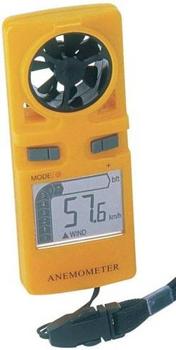 LaCrosse Handheld Anemometer - Windspeed Indicater - WS9500