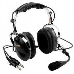 Pilot PA-51 Best Value GA Headset with Dual Plugs