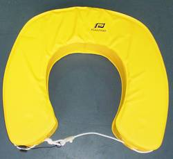 Horseshoe Lifebuoy - Plastimo Gold/Yellow