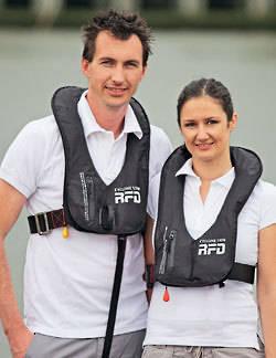 RFD Cyclone Inflatable Lifejacket 150N Manual - Adult