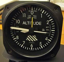 Trintec Classic Desk Alarm Clock  8.9cm - Altimeter (DM60)