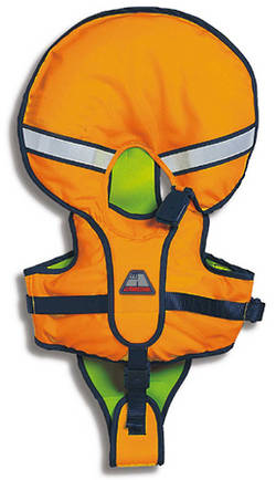 Wee Wilco Infant Lifejacket - Child XSmall - for persons 10-15kg - 25-35cm chest