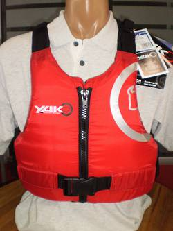 YAK Blaze 45N Buoyancy Aid - Adult Small/Med  for 86 to 107cm Chest, 40-70kg body weight