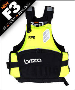 RFD BRIZA Type 405 Buoyancy Vest, 53N, Size: Adult X Large