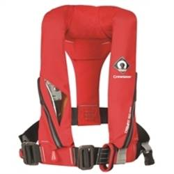 Crewfit 150 Junior Manual Inflatable Lifejacket with Light for 20-50kg