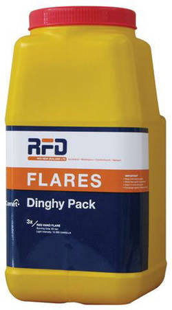 Dinghy Distress Flare Pack