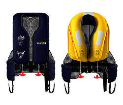 EAM Titan XF Aviation Inflatable Life-Vest PO1253-201