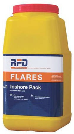 Inshore Distress Flare Pack
