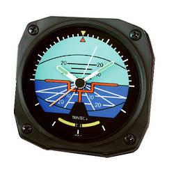 Trintec Desk Alarm Clock 8.9cm - Artificial Horizon (DM63)