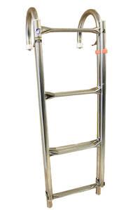 Removable Bow/Platform Ladder 140BPR6