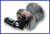 South Pacific DW1500 Drum Winch