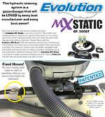 GF300BT Evolution Hydraulic Static Bullhorn Steering System