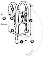 Ladder Dimensions