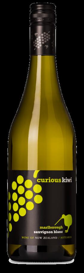 Curious Kiwi Sauvignon Blanc 2020