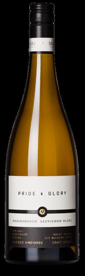 Pride & Glory Sauvignon Blanc 2015