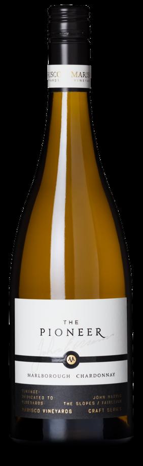 The Pioneer Chardonnay 2016