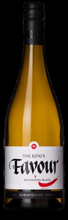 The King's Favour Sauvignon Blanc 2019
