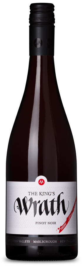 The King's Wrath Pinot Noir 2018
