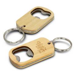 Malta Bottle Opener Key Ring