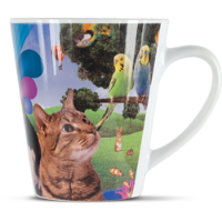 Sublimation TGP Mug-366