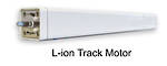 L-ion series Motorised Track