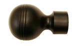 Ringed Ball Finial
