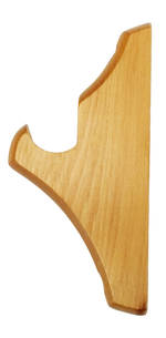 Ring Rod Bracket Wood