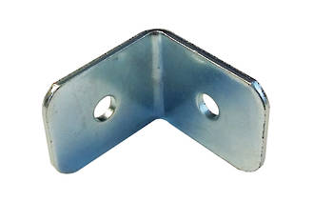 Rt Angle Bracket 25mm X 25mm Manual Roman Blind