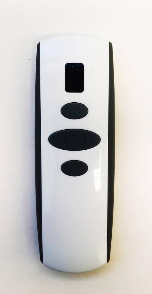 Remote Control For Motorised Quot Revolution Quot Headrail